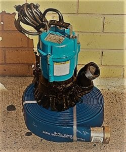 Electric 2 Inch Trash Water Pump Rental | Rent A Tool in NYC