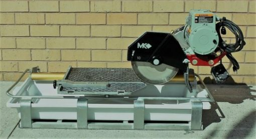 tile, brick wet saw for rent | rent a tool ny