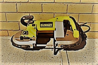 Portable 4 Inch Hand Held Band Saw Rental | rent a tool nyc