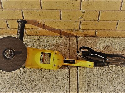 Angle Grinder 7 Inch Rental | rent a tool in nyc