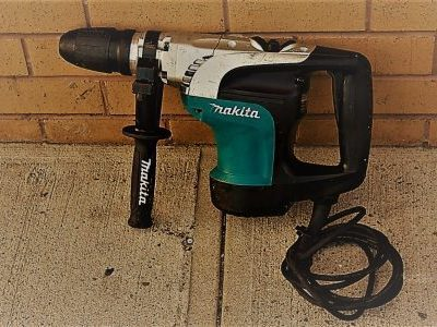 Dual Hammer Drill/Breaker SDS Max Rental | rent a tool ny