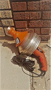 1/4 Inch x 25 FT Drain Cleaner-Snake Rental | rent a tool ny