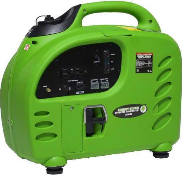 Portable Quiet Generator 2000 Watts Rental | rent a tool ny