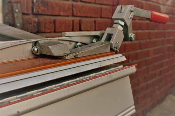 """Aluminum Breaker 8'-6""""   rent a tool ny"""