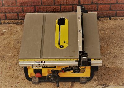 "10"" table saw 