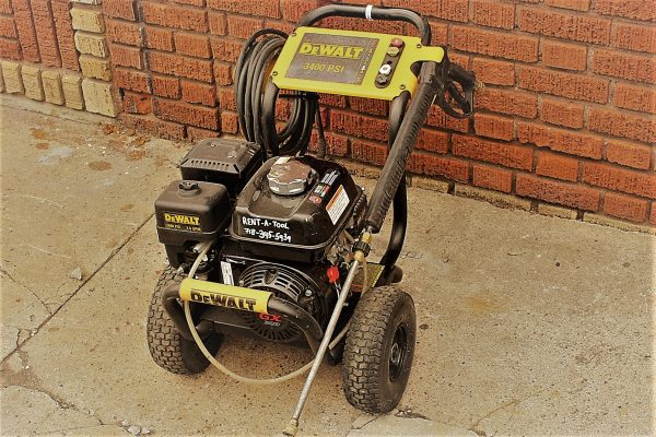 PRESSURE WASHER 3400 PSI RENTAL | rent a tool ny