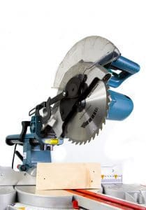 "12"" sliding Miter Saw rental 