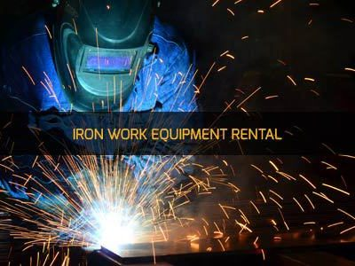 Iron Work Equipment