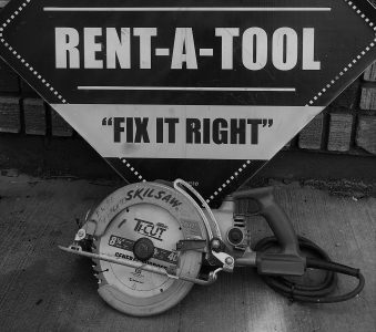 8-1/4 Inch Circular Saw Rental | rent a tool brooklyn ny