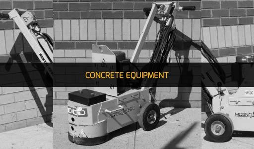 GENERAL CONCRETE EQUIPMENT RENTAL