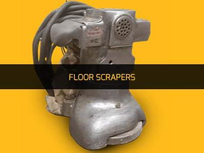 FLOOR SCRAPERS RENTAL