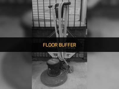Floor Buffer Rental