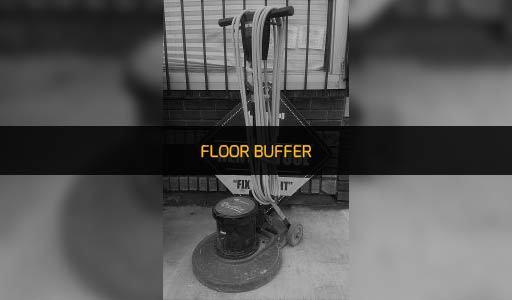 Floor Buffer Rental