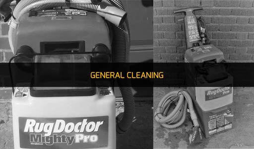 GENERAL CLEANING RENTAL