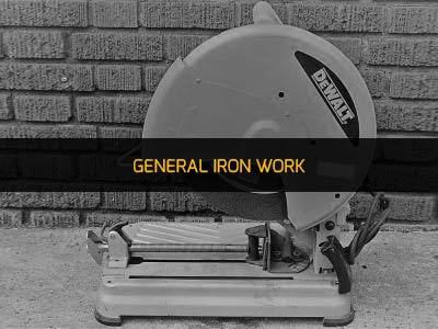 GENERAL IRON WORK RENTAL