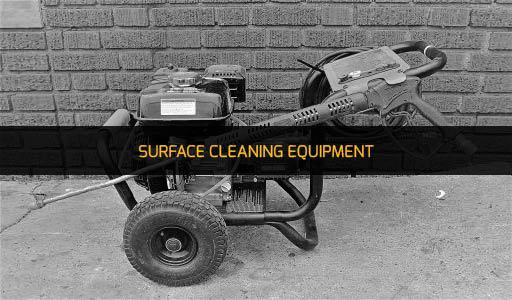 SURFACE CLEANING EQUIPMENT RENTAL