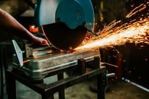 Grit Abrasive Grinding Wheel