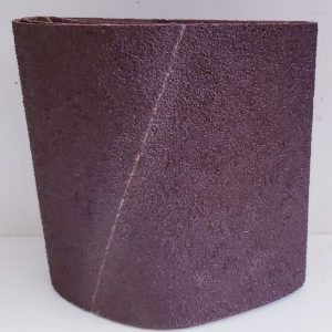 EZ 8 Drum Sander Aluminum Oxide 8 x 19 Inch 40 Grit Sanding Belt 5PK