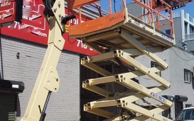 Complete Guide About Aerial Lifts.