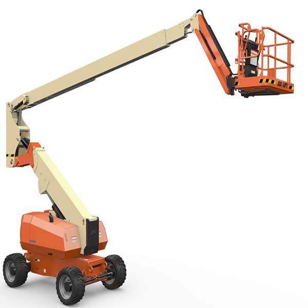 80 Ft Articulating Boom Lift rental   rent a tool ny