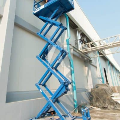 32 ft Scissor Lift Rental | rent a tool ny