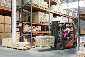 Forklift Loader rental