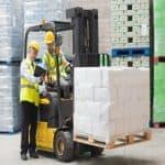 Forklift pre-operation Checklist