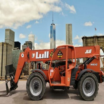 Telehandler Rental in NYC