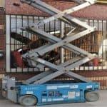 Scissor Lift in NYC