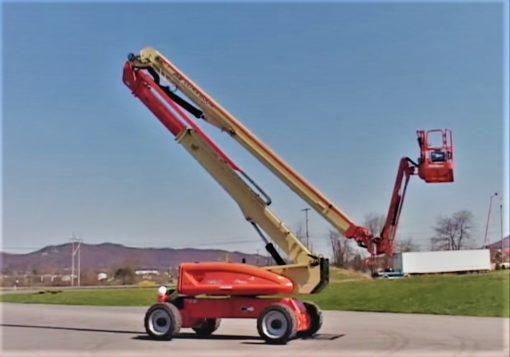 125-135 ft Articulating Boom Lift rental | rent a tool ny