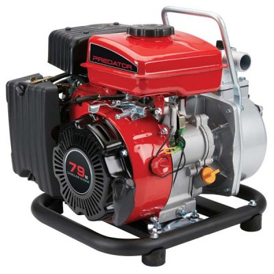 """2"""" Gas Powered Clear Water Pump"""