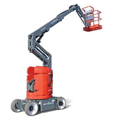 30' Electric Articulating Boom Lift