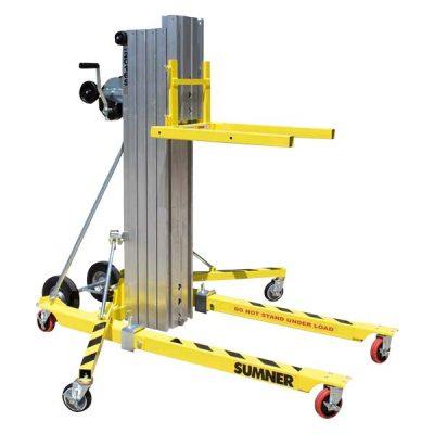 Material Lift 20' Max Cap. 800 LB